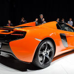0-100km/h加速を3.0秒!「McLaren 650S Spider」をワールドプレミア - _d4n2372