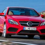メルセデスベンツが世界中で販売好調! 日本でも前年比50%増! - Mercedes_Benz_E_class_Coupe