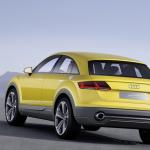 アウディTTオフロード コンセプトはPHVでワイヤレスチャージング搭載 - Audi TT offroad concept