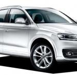 トヨタ 勢いづく欧州勢に「レクサス」で小型2ボックスやSUVに対抗か? - Audi_Q3