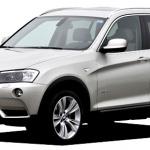 トヨタ 勢いづく欧州勢に「レクサス」で小型2ボックスやSUVに対抗か? - BMW_X3