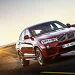 BMW「X4」画像ギャラリー ―ニューヨークで世界初公開するSUVクーペ - BMW_X4_Mspo004