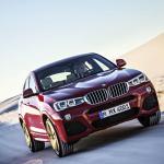 BMW「X4」画像ギャラリー ―ニューヨークで世界初公開するSUVクーペ - BMW_X4_Mspo006