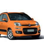 鮮やかなオレンジのフィアット・パンダ限定車が登場 - FIAT_PANDA