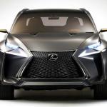 レクサスの新型SUV「NX」は2014年7月末に国内発売か? - Lexus_LF_NX