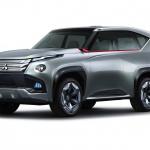 三菱自動車 2台のPHEVコンセプトカーを北京モーターショーに出展 - MITSUBISHI_Concept_GC_PHEV