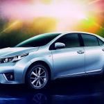 トヨタが世界最大市場の中国を舞台に現地製HVで勝負! - COROLLA_HV