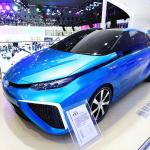 北京モーターショーに見る「現実的なエコカー=PHV/EV」とは限らない中国の事情とは? - TOYOTA_FCV_Concept_2_S