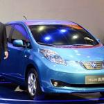 日産がリーフに続き中国で現地製EV「e30」を投入! - VENUCIA_e30