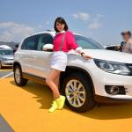 Volkswagen Fest 2014 小林紗弥香