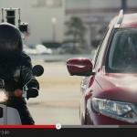 エクストレイルが出前バイクとガチ対決したのはナント日産のオフィシャルムービー【動画】 - X-TRAIL 02
