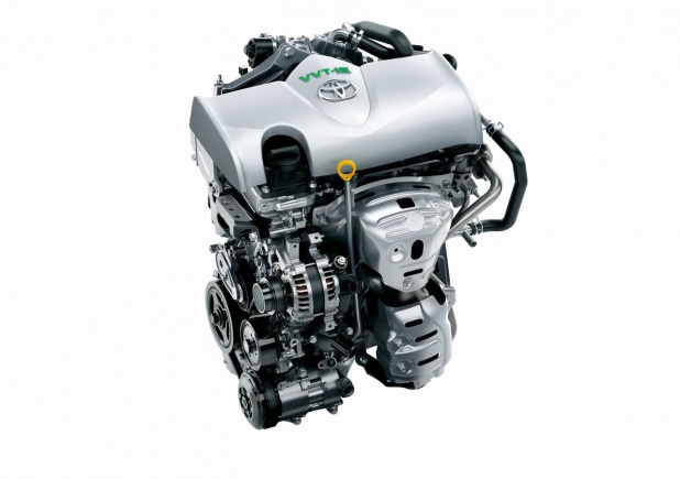 toyota_vitz_1.3L_gasoline_engine