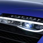 アウディ『R8 LMX』画像ギャラリー ─ 世界初のレーザーハイビーム搭載車 - Audi R8 LMX