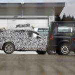 アウディの新型Q7は300kg軽量化でデビュー! - Spy-Shots of Cars