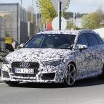 究極のコンパクト! アウディRS3スポーツバック - Audi RS3 2