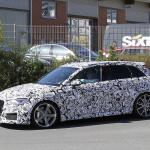 究極のコンパクト! アウディRS3スポーツバック - Audi RS3 3
