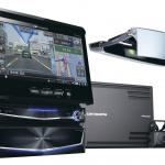 200mmワイドコンソール対応のカロッツェリア「サイバーナビ」 - H01_AVIC-VH0099H