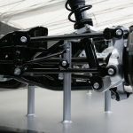 新型NDロードスター、シャシーを初公開【ロードスター軽井沢ミーティング2014】 - ND_Roadster_Chassis_30