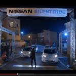 リーフが真夜中の村で誰も起こさずやるレース!?【動画】 - Silent_Ride_01