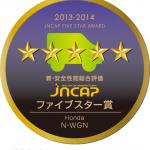 クルマの安全性で7車種が5つ星「JNCAPファイブスター賞」を獲得 - プリント