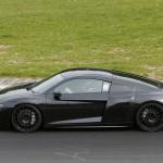 ウラカンと共通!? アウディ新型R8最新ショットをスクープ! - Audi R8 3