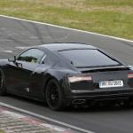 ウラカンと共通!? アウディ新型R8最新ショットをスクープ! - Audi R8 5