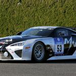 営業成績ではダントツのトヨタが惜しくもルマン制覇は逃す! - Lexus_LFA_Code_X