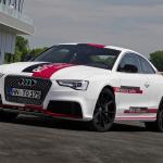 アウディがV6ディーゼルに電動ターボを採用 - Audi RS 5 TDI concept