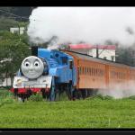ここはソドー島!? 大井川鐵道を「きかんしゃトーマス」が走る!【動画】 - Thomas_Ooigawa_01