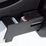 エアパッド搭載のチャイルドシート「takata04 i fix WS」 - sub3