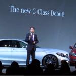 4代目「Cクラス」が国産セダンの脅威になるワケは? - Mercedes-Benz_C-Class