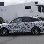 アウディRS Q3のフェイスリフトモデルをスクープ! - Audi RS Q3 5
