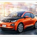 BMW i3の無料カーシェアリング、タイムズ24で8月中実施 - BMW_i3_01