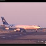 あわや大惨事! 飛行機のニアミス映像をアップしたのはナント!?【動画】 - Nea_Miss_BCN_01