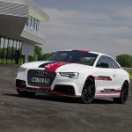 アウディのディーゼルエンジンが25周年 - Audi RS 5 TDI concept