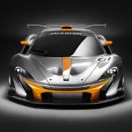 McLaren「P1 GTRデザイン・コンセプト」サーキット専用モデルを披露 - 76869mclarenp1gtrfront