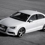 アウディA3/S3スポーツバックとセダン「Audi connect Navigator」に対応 - Audi A3 Limousine