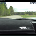VWゴルフが加速勝負でフェラーリをぶっちぎる!?【動画】 - Golf_vs_Ferrari_03