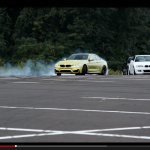 BMW M4がドリフトで描いたものは?【動画】 - M4_Initiation_03