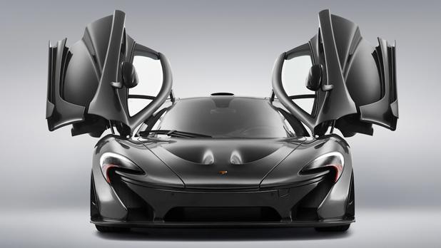 超スペシャルな「McLaren P1」ビスポーク仕様を公開
