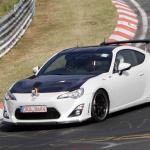 トヨタ86に230馬力のハイパフォーマンスモデル投入へ! - Toyota GT86 LW 3