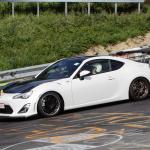 トヨタ86に230馬力のハイパフォーマンスモデル投入へ! - Toyota GT86 LW 4