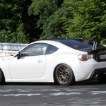トヨタ86に230馬力のハイパフォーマンスモデル投入へ! - Toyota GT86 LW 6