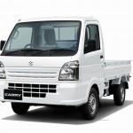 スズキ「キャリイAGS」軽自動車唯一のロボタイズドMT - carry_ags001