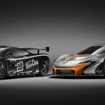 McLaren「P1 GTRデザイン・コンセプト」サーキット専用モデルを披露 - mclarengtrpairfront