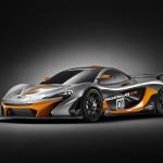 McLaren「P1 GTRデザイン・コンセプト」サーキット専用モデルを披露 - mclarenp1gtrfront3_4
