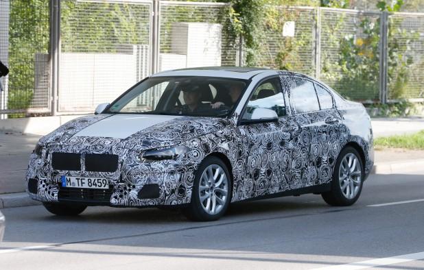 BMW 1 series sedan 1