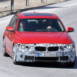 新型BMW3シリーズ セダン/ツーリングをダブルスクープ! - BMW 3 fl 1