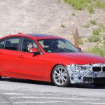 新型BMW3シリーズ セダン/ツーリングをダブルスクープ! - BMW 3 fl 2