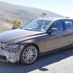 新型BMW3シリーズ セダン/ツーリングをダブルスクープ! - BMW 3 fl 5